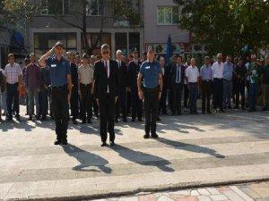 Bursa'da kurtuluş yıl dönümü böyle kutlandı