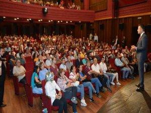 Bursa'da öğretmenlere eğitim