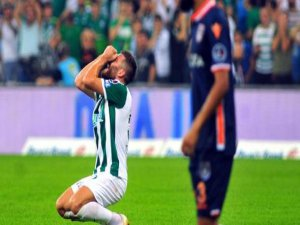 Son 13 sezonun en kısır Bursaspor'u