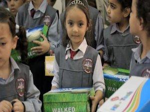 İnegöl'den Gazzeli öğrencilere yardım