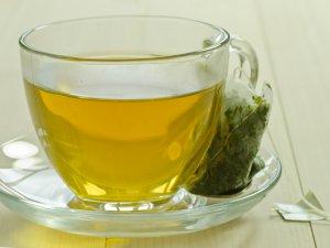 Yeşil çay tam bir antioksidan