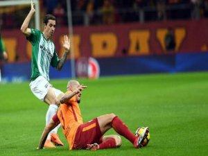 Bursaspor Galatasaray maçına doğru