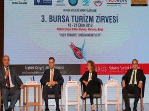 """""""Bursa'nın markalaşma ve destinasyon eksiği var"""""""