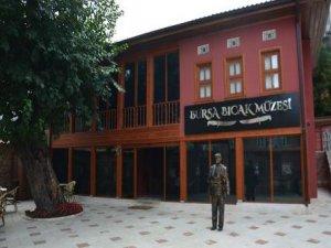Türkiye'nin tek bıçaklı müzesine ziyaretçi akını!