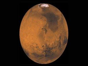 Mars'ta sıvı halde su varsa...