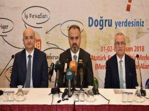 Bursa'da iş arayanlara fırsat!