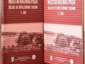 Bursa'nın eski köyleri kitaplaştı