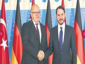 Almanya ile ticarette güçlü hamle