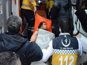 Bursa Cezaevi'nde cinayet