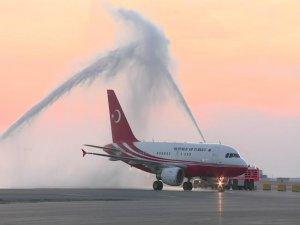 Tarihi an! ilk uçuş gerçekleşti...