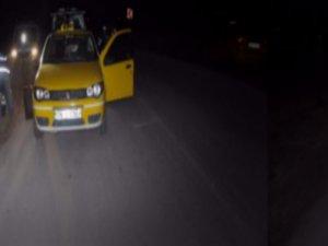 Taksiciyi gasp sanığına 8 yıl hapis cezası