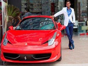 'Ferrarili müteahhit' kendini böyle savundu!