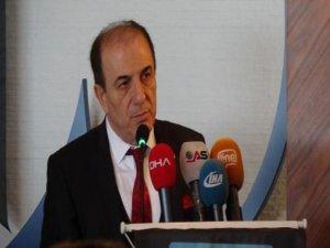 İYİ Parti Bursa'daki ilçe başkanlarını tanıttı