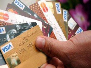 Türkiye'nin %33'ünde kredi kartı var