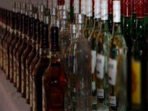 Bursa'da kaçak içki operasyonu!