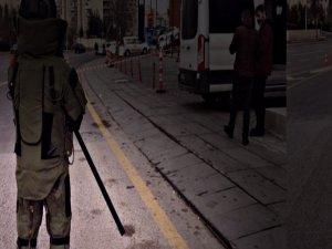 Bursa'da şüpheli çanta paniği!