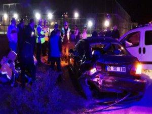 Bursa'da kaza:3 yaralı!