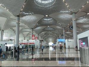 """İstanbul Havalimanı'nda """"akıllı teknoloji"""" farkı"""