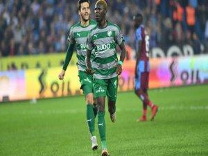 Bursaspor son 10 sezonun gerisinde kaldı