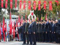 Atatürk Bursa'da saygı ve minnetle anıldı