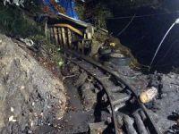 Maden ocağına ateş düştü!