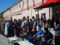 Şehit Özel Harekat polisi için Bitlis'te tören düzenlendi