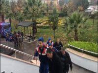 Bursa'daki kaçak kazıya suçüstü!