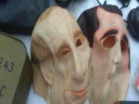 Putin maskesiyle Türklere kabus yaşattılar!