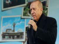 Cumhurbaşkanı Erdoğan'dan çok sert tepki!