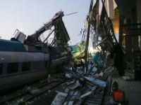 Tren kazasının nedeni belli oldu!