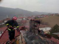 Bursa'da yangın korkuttu!