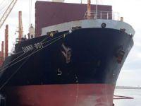 Denizi kirleten gemiye şok ceza