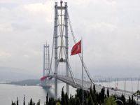 Osmangazi Köprüsü'nün 2019 geçiş ücretleri!