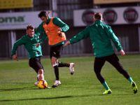 Bursaspor'da Fenerbahçe maçı hazırlığı