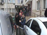 Bursa'da uyuşturucu çetesine operasyon!