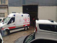 Bursa'da iş kazası can aldı!