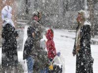 Bursa'nın o ilçelerinde eğitime kar engeli!