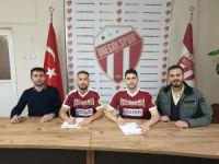 İnegölspor'a 2 futbolcu daha