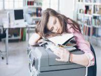 Sağlıklı beslenme ofiste uyku halini önler