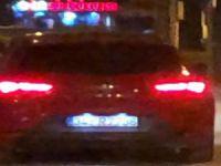 Bursa'da Drift yapan sürücüye ceza
