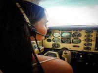 Dünyanın en ateşli pilotu!