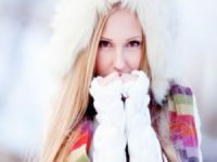 Soğuk havada üşümemek için deneyin!