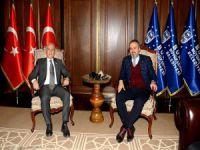 Bursa Büyükşehir adayları bir araya geldi