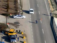 Bursa'da sürücülere ceza yağdı!