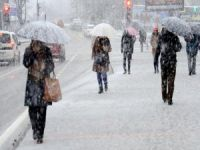 Meteoroloji'den o illere kar uyarısı!