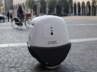 'Robot kuryeler şehirleri dönüştürecek'