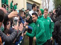 Bursaspor'da Sevgililer Günü