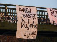 Bursaspor taraftarı isyan etti