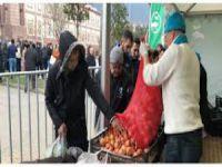 Bursa'da tanzim satış noktaları arttı