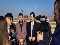 Ercan Özel'den karayolları mağdurlarına destek